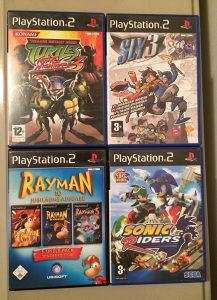 Original igre za PS2 - Sly 3