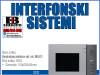 Interfon/Portafon unutrasnja jedinica  MULTI