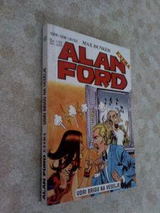 Alan Ford 103-Udri brigu na veselje