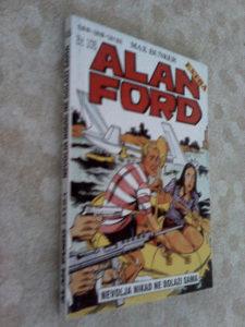 Alan Ford 105-Nevolja nikad ne dolazi sama
