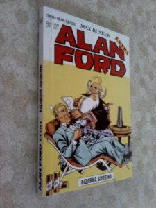 Alan Ford 107- Bizarna sudbina