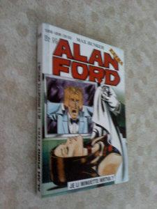 Alan Ford 99-Je li Minuette mrtva