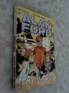 Alan Ford 1-Pax Vobis