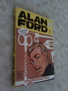 Alan Ford 3-Operacija Frankentajn