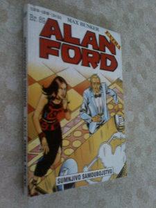 Alan Ford 89-Sumnjivo samoubojstvo