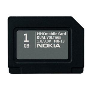 Memorijska kartica MMC dual voltage 1GB NOKIA