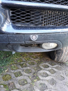 Parking senzori VW TOUAREG