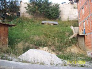 gradjevinska parcela,SARAJEVO