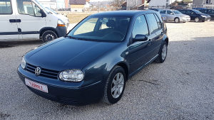 Vw Golf 4 benzin 2.0 kw 85 god 2001