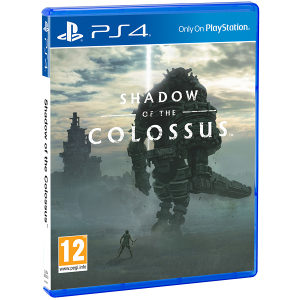 Shadow Of The Colossus (PlayStation 4 - PS4)