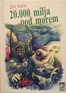 KNJIGE - 20.000 MILJA POD MOREM - 015
