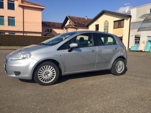 Fiat Grande Punto 1.3JTD 55KW 2007 registrovan