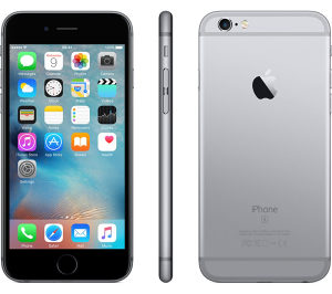 Apple iPhone 6s 32GB space gray/gold