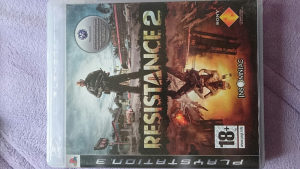 Ps3 resistance 2 ps3