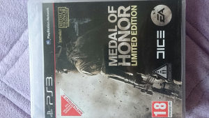 Ps3 medal of honor ps3 medal of honor limited edition p