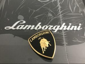 Lamboghini auto amblem /Murcielago-Gallardo /