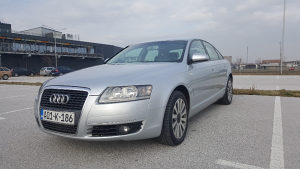 Audi a6 povoljno kao nov