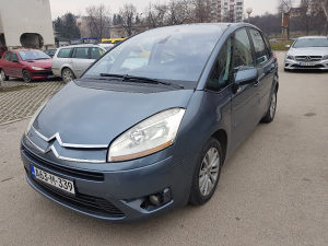 CITROEN C4 PICASSO/1.6 HDI/automatic/MODEL 2011