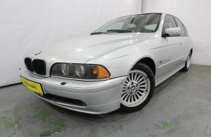 *BMW 525, E39, 2.5 DIZEL A/T, ID: 072 **REZER**