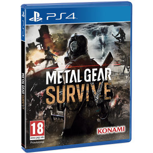 Metal Gear Survive (PlayStation 4 - PS4)