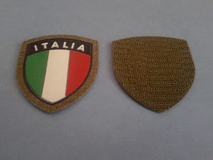 Amblem Italija čičak