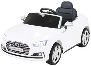 Audi S5 Cabriolet elektro dječji auto akumulator 2x45W