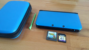 NINTENDO 3DS XL 062/325-468