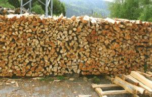 Drva bukova cijepana 50KM/metar