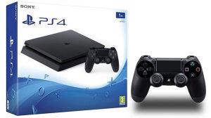 SONY PLAYSTATION 4 SLIM 1 TEREBAJT PS4 GTA V