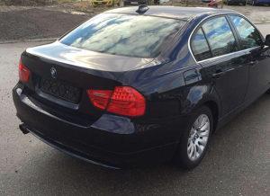BMW E90 3 2010 stop svjetla gepek branik sina blatobran