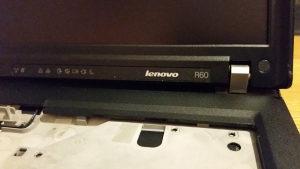 Laptop za dijelove Lenovo R60