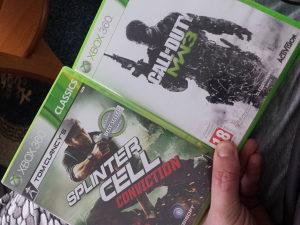Xbox 360 igre kao nove