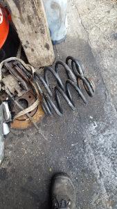 Opel zafira/opruge 061977690 otpad KAONIK ZIGI