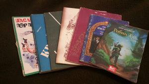 Knjige 7 kom