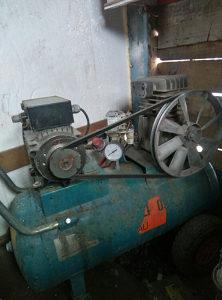 Kompresor 70l
