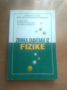 Zbirka zadataka iz fizike