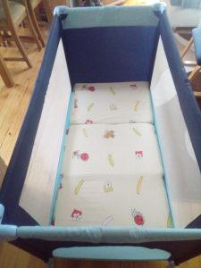 Pokretni krevet za bebe