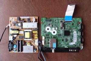 Samsung LT27A550 elektronika