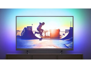 "Philips 4K 55"" UltraHD TV 55PUS6482 Android AMBILIGHT"