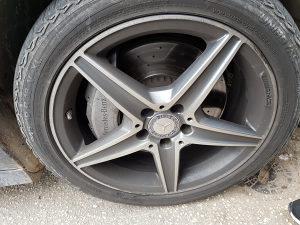 Mercedes Benz AMG FELGA,18ka ORIGINAL, 1 KOMAD