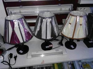 Stolne lampe (3vrste ) NOVO