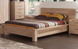 Krevet Renmen (drvo)