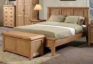 Krevet Luxo (drvo)