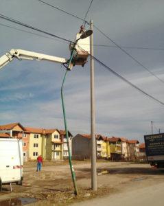 Potreban monter za elektro instalacije jake struje