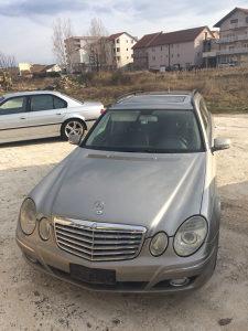 Stranac Mercedes E320 CDI