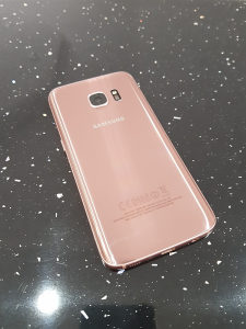 Samsung Galaxy S7 Pink Gold 490KM fiksno