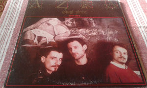 Azra-Singl ploče