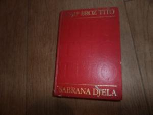 Josip Broz Tito sabrana djela 6 tom