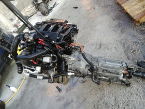 Motor za Bmw E90 2.0D