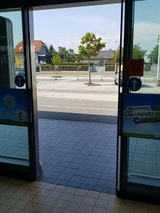 Vrata sa senzorom